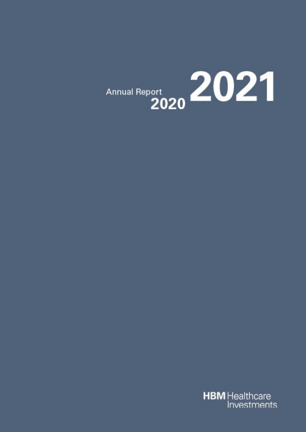 HBM Healthcare Investments Annual Report 2020/2021