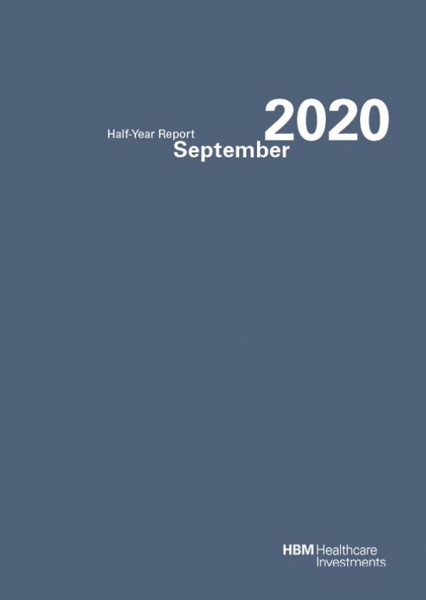 Half-Year Report September 2020